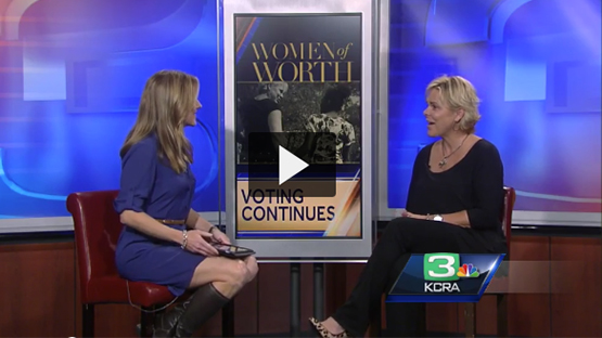 Granite Bay Woman Honored